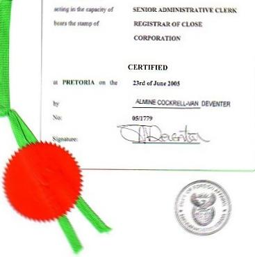 certyfikat tłumacza przysięgłego
