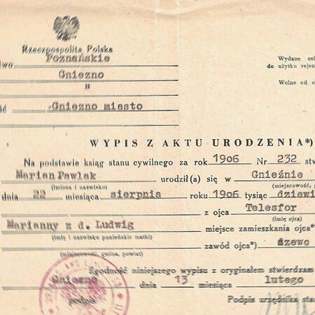 tłumacz przysięgły - dokumentacja
